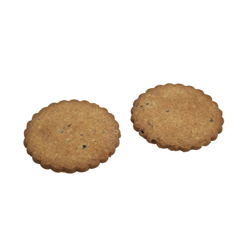 Organic Round Cookie Cranberry