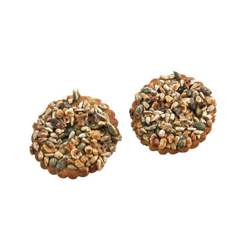 Organic Round Cookie Nuts and Seeds